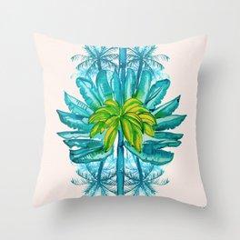 BANANA REGENT Throw Pillow