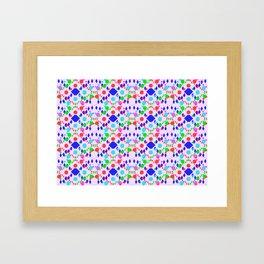 Escalation #4 Framed Art Print