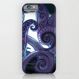 Kraken Up iPhone Case