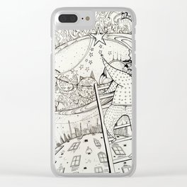 I will get you a start Clear iPhone Case