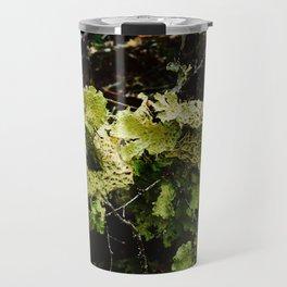Lichen Brain Travel Mug