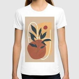 Abstract Shapes No.16 T-shirt