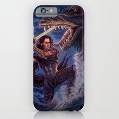 Death of a Sea Dragon iPhone 6s Slim Case