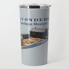 Delano & Ives Sash and Door Model Travel Mug