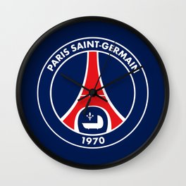Paris Saint-Germain Wall Clock