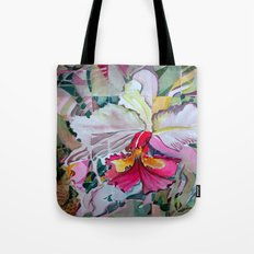 Orchid Paradise Tote Bag