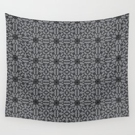 Sharkskin Lace Wall Tapestry