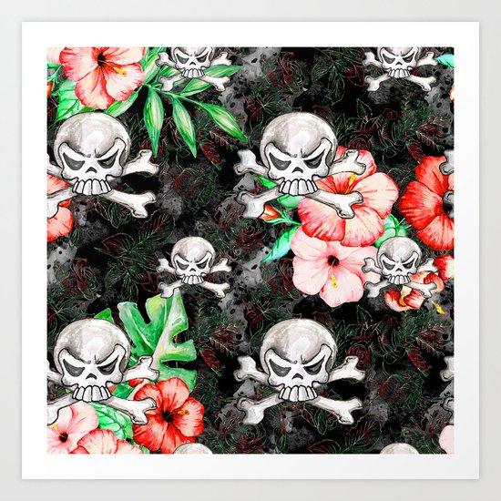 Pirate #4 Art Print