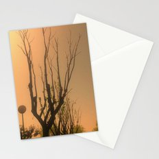 Spiritual trees Stationery Cards