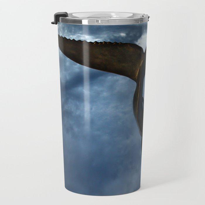 I Dream of Whales Travel Mug