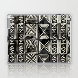 Tribal mud cloth pattern Laptop & iPad Skin