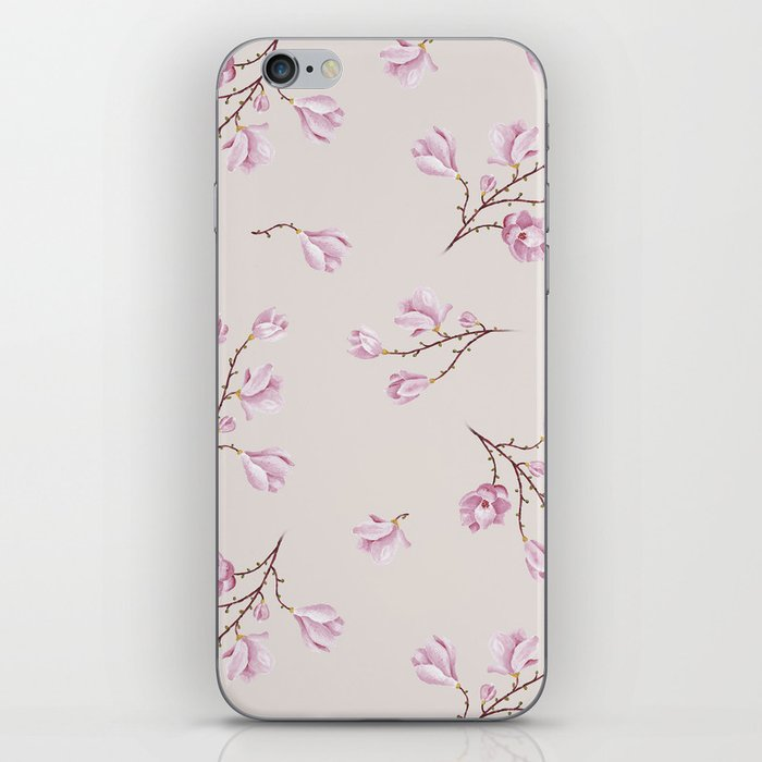 Almond's Blossoms iPhone Skin
