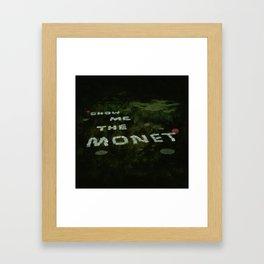 Show me the Monet Framed Art Print