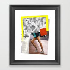 Football Fashion #9 Framed Art Print