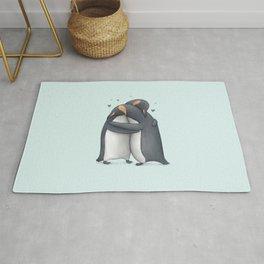 Penguin Hug Rug