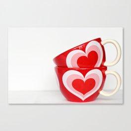 Valentinesday Canvas Print