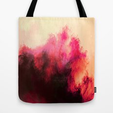 Painted Clouds II Tote Bag