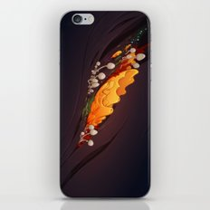 Breakdown iPhone Skin