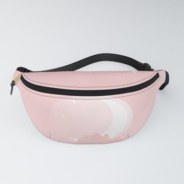 Pink Moon Fanny Pack