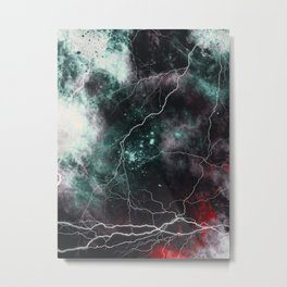 p Sceptrum Metal Print