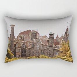 Boldt Castle Rectangular Pillow