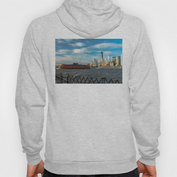 Freedom Tower 2013 w/ Boat Hoody