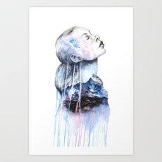 Interlude II Art Print