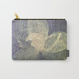 orchid bloom cyanotype #1 Carry-All Pouch