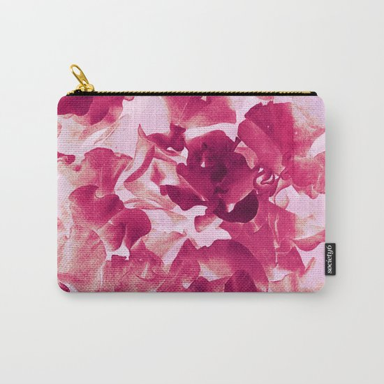 sweet peas variation Carry-All Pouch