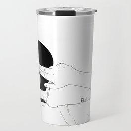 Burn out Travel Mug