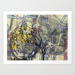 Res Ursula I Art Print