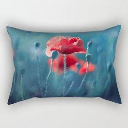 Moody Nature Rectangular Pillow