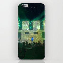 TwentyOnePilots Trees Concert PhotoManipulation iPhone Skin