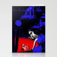 portal Stationery Cards featuring Portal by Spew Jersey