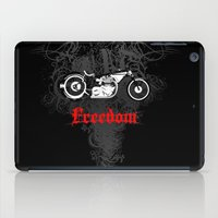 custom iPad Cases featuring Custom Bike by drQuill