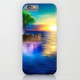 Dreamland-big iPhone Case