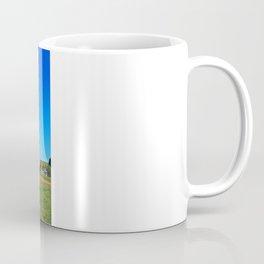 Beautiful Barn under Blue Sky Coffee Mug