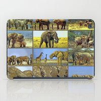 wildlife iPad Cases featuring Wildlife by Karl-Heinz Lüpke