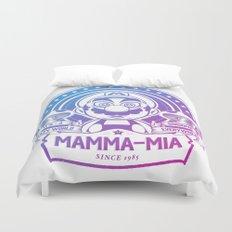 Mamma Mia Super Mario is-a Crazy Duvet Cover