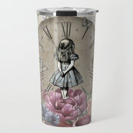 Alice In Wonderland - Wonderland Garden Travel Mug