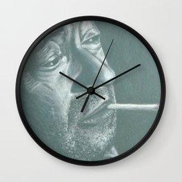 serge&gitane! Wall Clock
