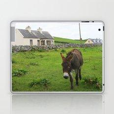 Irish Cottage Laptop & iPad Skin