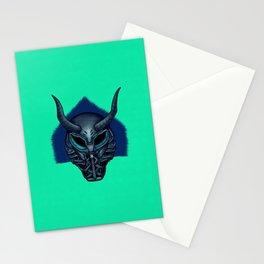 Wakanda Forever Blue Stationery Cards