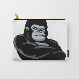 angry  gorilla.black gorilla Carry-All Pouch