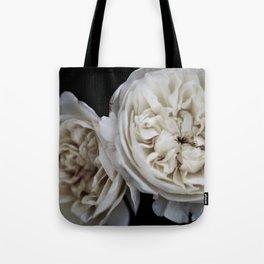Petticoat Roses Tote Bag