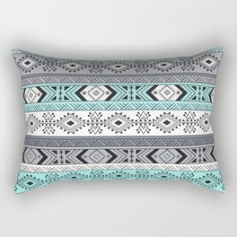 Indian Pattern I Rectangular Pillow