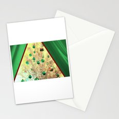 The View At Christmas Stationery Cards