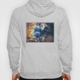 Night Moves - Partial Solar Eclipse Hoody
