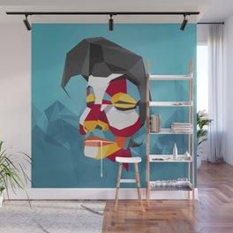 Drooling Dude Wall Mural