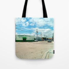 STREETART SILL LIFE - MIAMI by Jay Hops Tote Bag